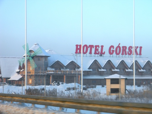 Mountain Hotel © Piotr Herbec