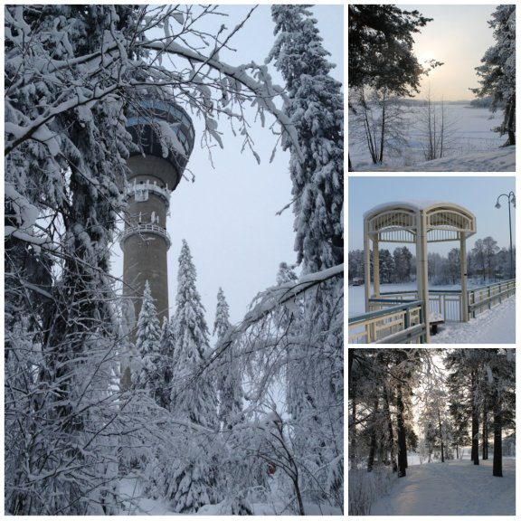 Winter in Kuopio - © Leena-Mari Laukkanen