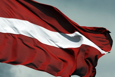 Latvian national flag - © bnn-news.com