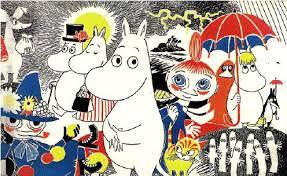 The Moomins - image via wikipedia