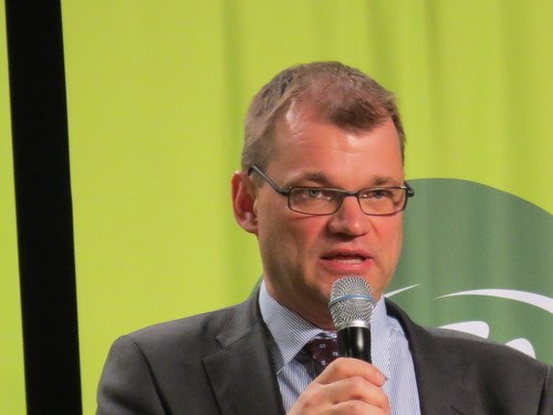 Juha Sipilä: likely Finnish Prime Minister